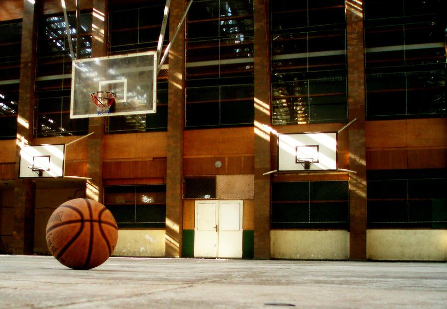 Basketball by Ich0