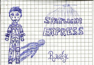 Rusty by starlight-lena