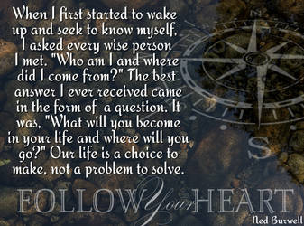 Follow your heart by ganesaishaya