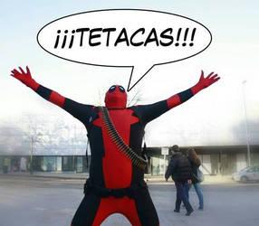 A Deadpool le gustan las...
