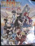Fairy Tail Hoo no Miko Poster