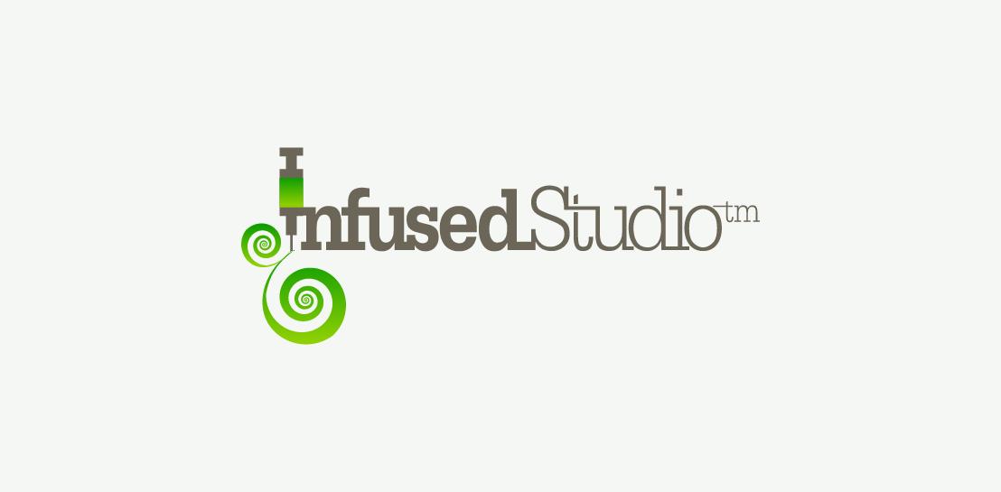 InfusedStudio Logotype C01B by Nikeos
