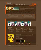 Dark Excelfame.com by Nikeos