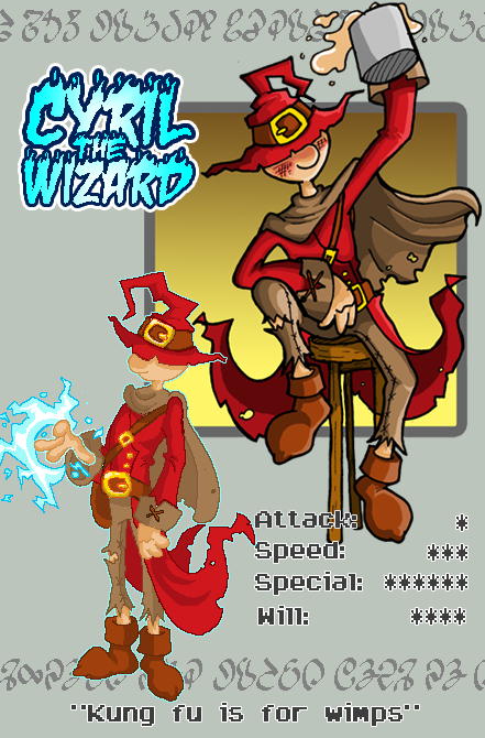 CyrilTheWizard's Profile Picture