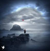 Bye Balloon by dancpicturez