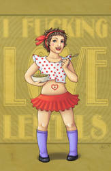 I LOVE Lentils by capsicum