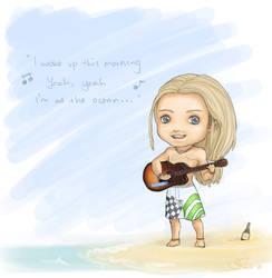 Ocean Song by capsicum