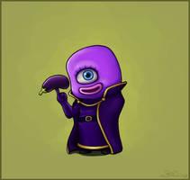 The Eggplant Wizard