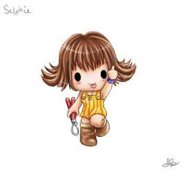 Chibi Selphie by capsicum