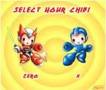 Chibi Select Screen