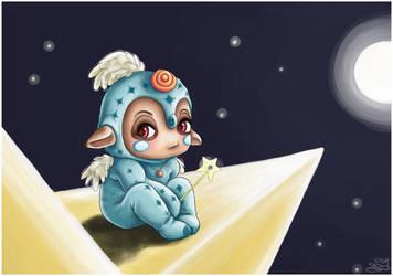 Star Creature by capsicum
