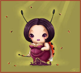 Madame Ladybird by capsicum