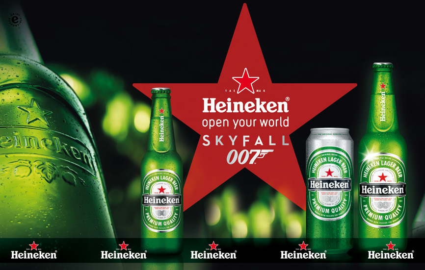 heineken open your world ad analysis Open your city, open your world our heineken® 'cities of the world' campaign in the media a selection of articles can be found here.