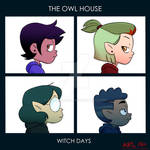 The Owl house, Witch days