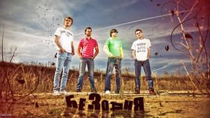 Bezodnya ukrainian rock group by Skyline-ua