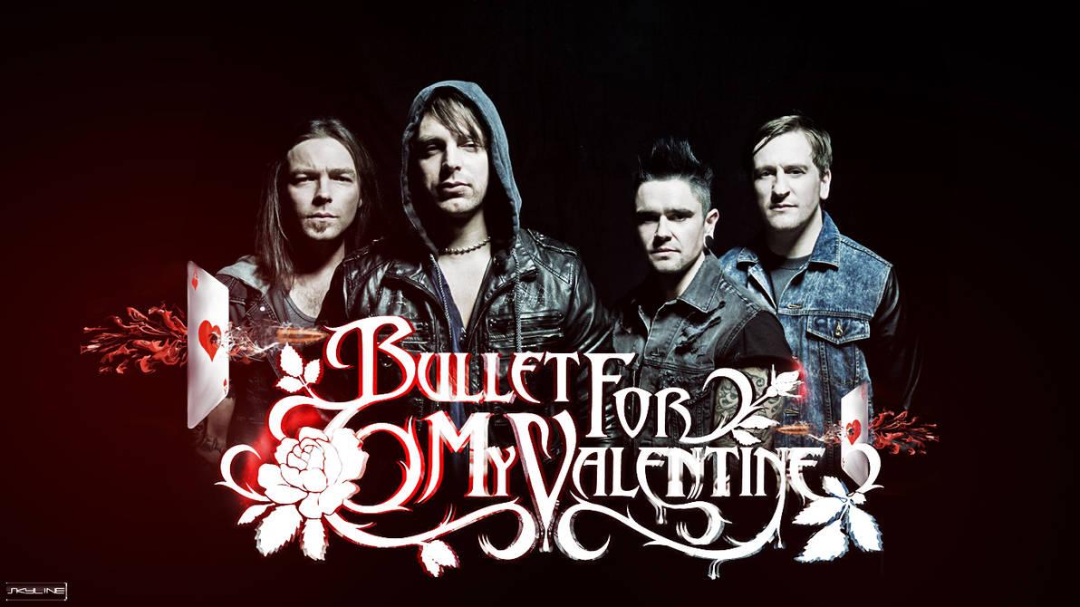 Bullet For My Valentine Wallpaper by Skyline-ua