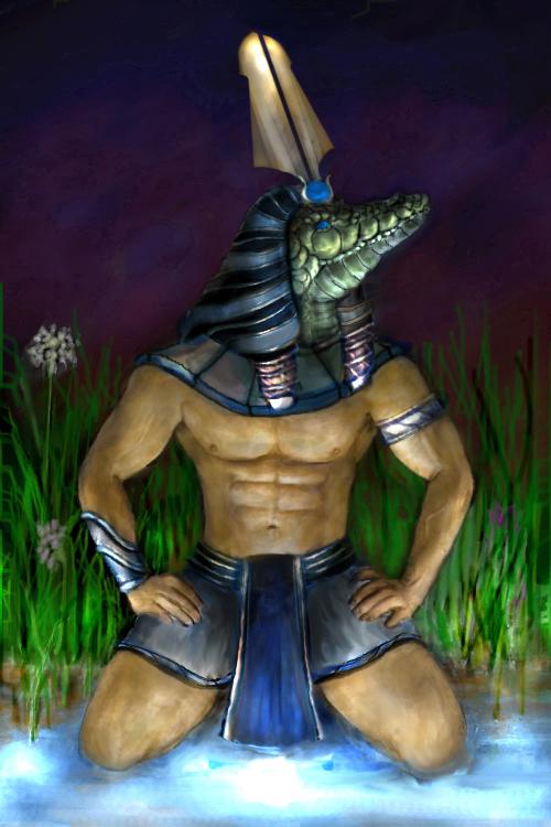 Sobek, King of the Nile