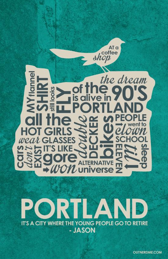 Portland Portlandia Tour