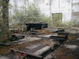 Factory Ruin 21 by Sed-rah-Stock