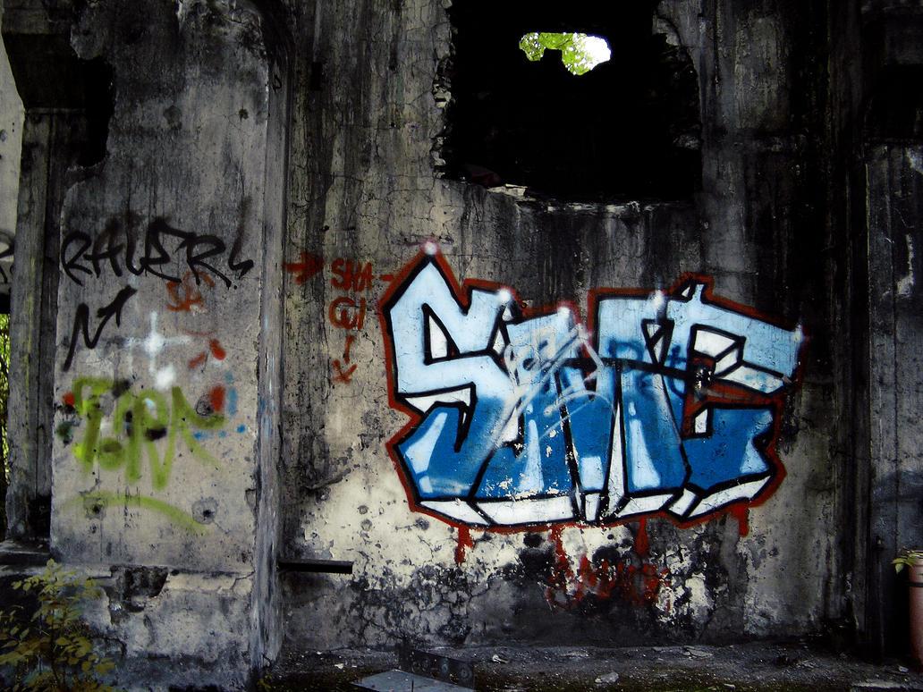 Factory Ruin 23 by Sed-rah-Stock