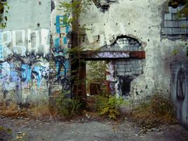 Factory Ruin 28 by Sed-rah-Stock