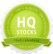 HQ Stock badge by Sed-rah-Stock