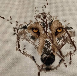 Wolf - WIP continued