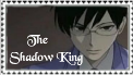 Shadow King Stamp by InvaderPumpkinQueen