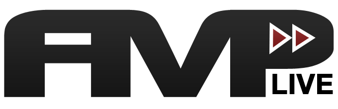 AMP Live Logo by BenjiMC