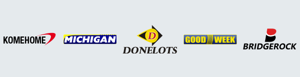 iGP Tyre Supplier Logo's by BenjiMC