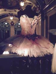At The Ballet by JohnlockedDancer
