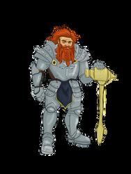 Dwarf Paladin
