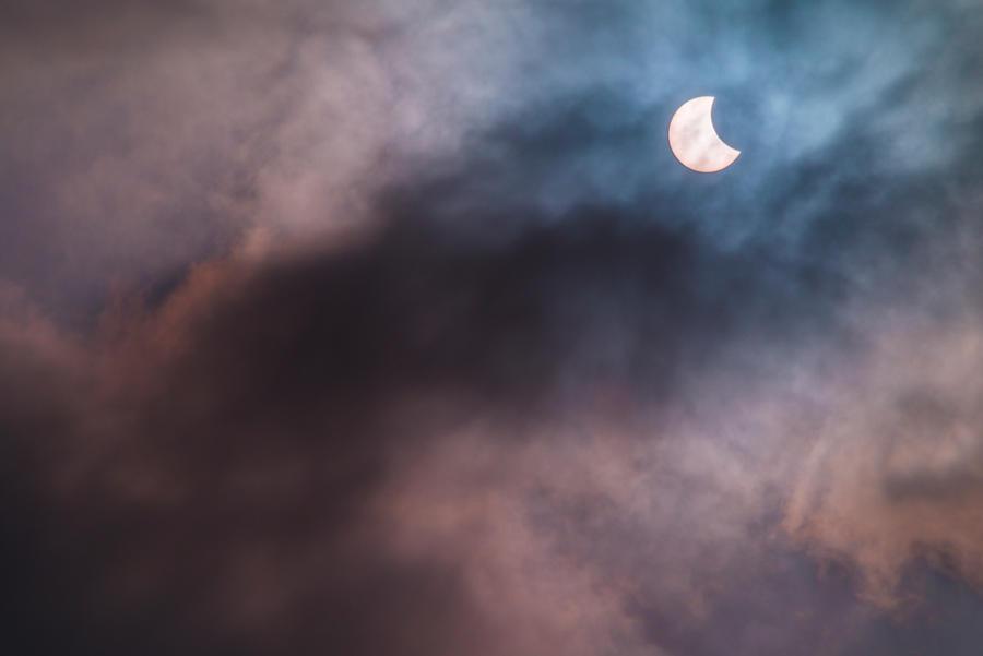 Eclipse of Colour 1 by kbrimson