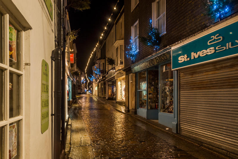 St Ives Highstreet by kbrimson