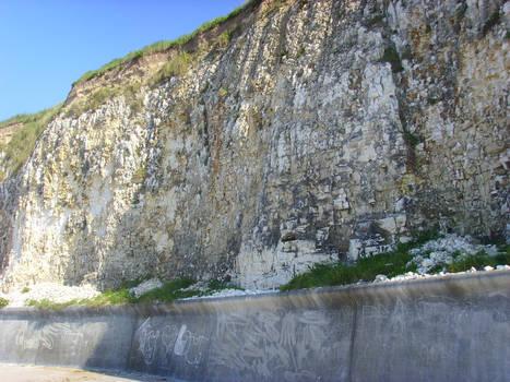 Chalk Cliffs of the Kent Coast (Palm Bay)