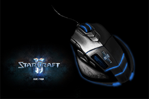 StarCraft II Mouse by AlphonseCapone
