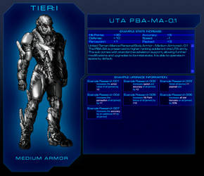 2635: UTA: T1 Medium armor by AlphonseCapone
