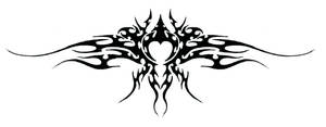 Tattoo: Heart by AlphonseCapone