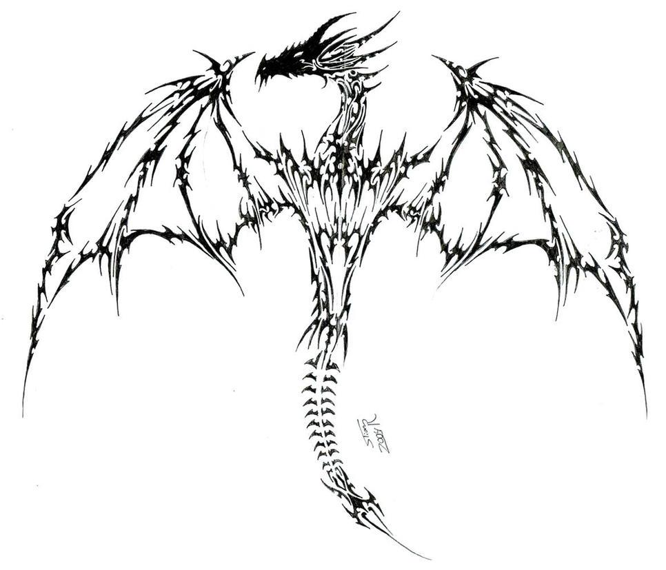 Asaltando el castillo !Vence tus miedo y tus pesadillas! - Página 2 Tattoo__Dragon