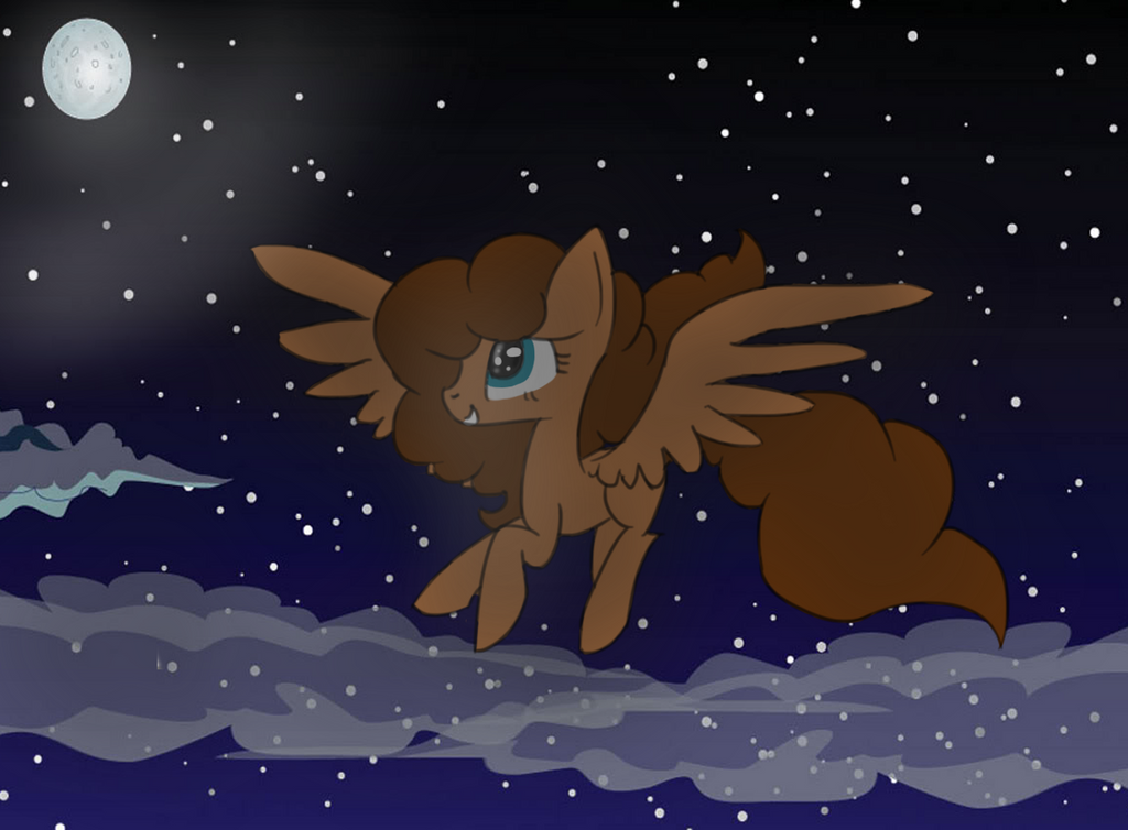 Soar in the Night by Cheezburger34