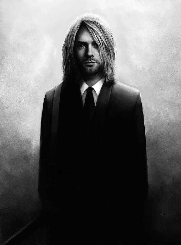 Cobain by FieryRaptor