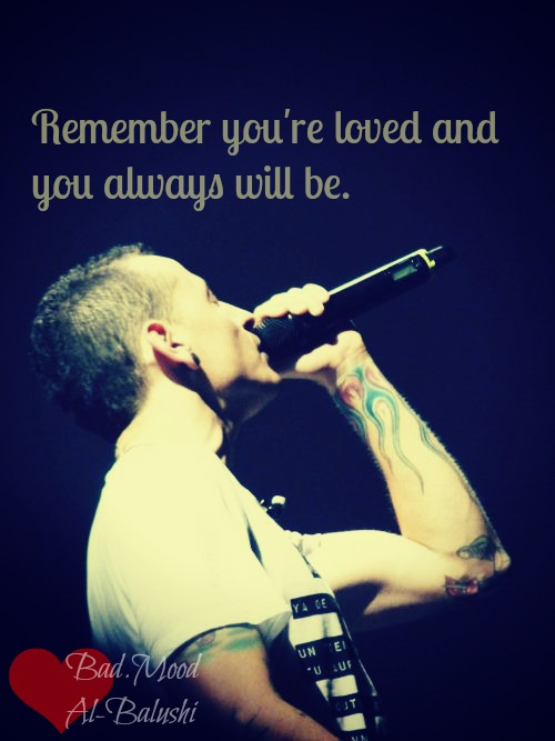 Linkin Park~Chester Bennington by BadMood97 on DeviantArt