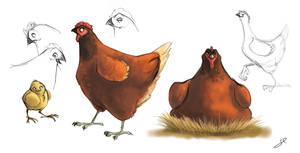 CrazyDinosaur's Chicken