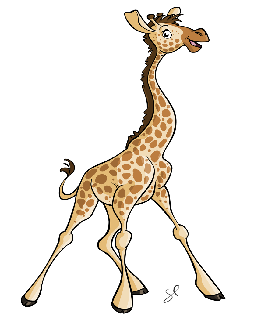 Flashpotatoes baby giraffe by shayfifearts on deviantart for Giraffe draw something