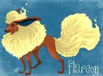 136 Flareon