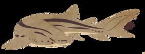 Wednesday's Shark - Pyjama Shark