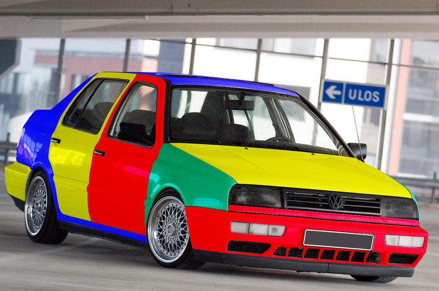mk3 jetta harlequin by vw-crew on DeviantArt
