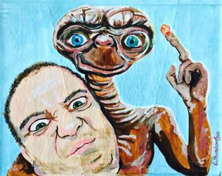 Jeremy Loves E.T. by cARTboard