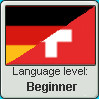 Language Level Swiss-german Beginner by Miracat