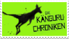 Die Kaenguru Chroniken stamp